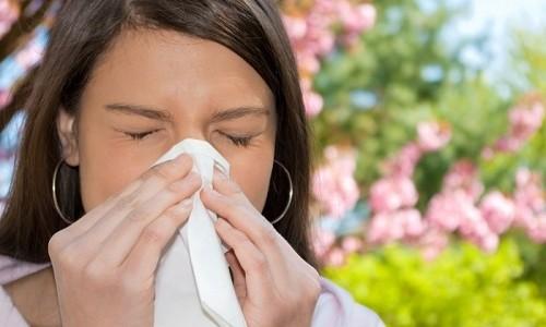 Проблема заложенности носа при аллергии