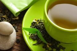 Горячий чай для профилактики аллергии на холод