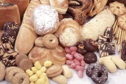 Вред мучного при аллергии на пшеницу