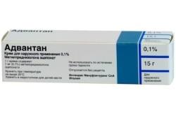 Адвантан для лечения экземы