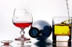 Алкоголь - причина хронической экземы