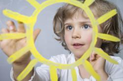 Проблема аллергии на солнце у детей