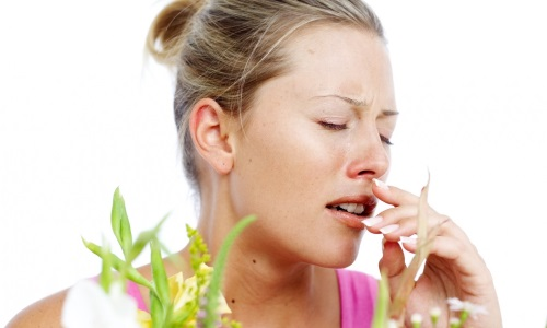 Проблема аллергии на цветы