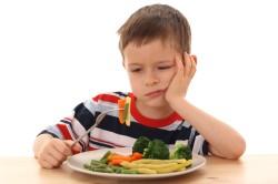 Диетическое питание при аллергии у ребенка