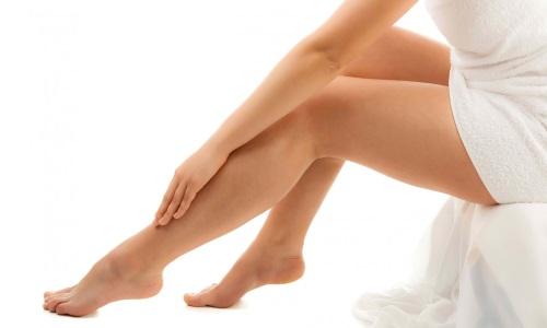Проблема экземы на ногах