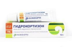 Гидрокортизон против аллергии