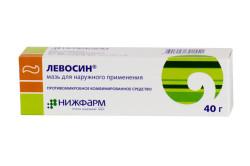 Левосин при аллергии