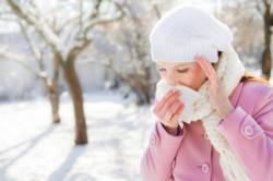 Аллергия на ветер и холод