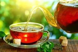 Польза крепкого чая при аллергии на алкоголь