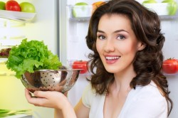 Соблюдение диеты для лечения отека Квинке