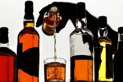 Алкоголь низкого качества - причина аллергии