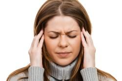 Головная боль - симптом аллергии на алкоголь