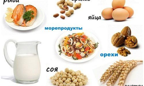 Гипоаллергенная диета для взрослых 10