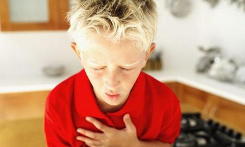 помощь при аллергии у детей
