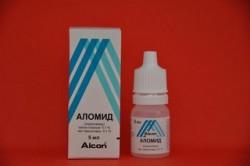 Аломид при аллергии