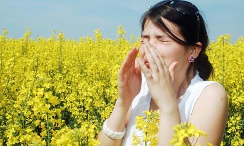 Проблема аллергической реакции