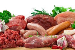 Мясо, вызывающее аллергию