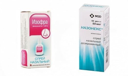 Сделать выбор в пользу применения Изофры или Назонекса можно, учитывая целевое назначение медикаментов, результаты обследования, возможность применения и рекомендации врача